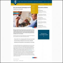 PSD to html5 Article Detail page Conversion