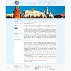 Joomla Colledge Website