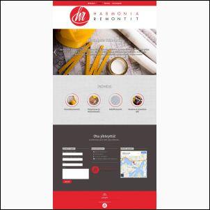 W~ordPress Appartment renovation website