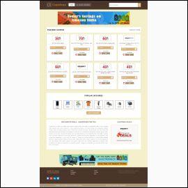 W~ordPress Exclusively Amazon India coupons & promos website